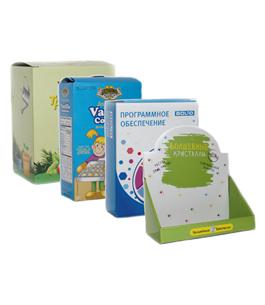 Производство микрогофрокартона и картонной упаковки в Кирове