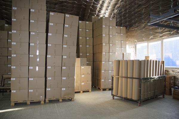Подарочные картонные тубусы